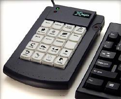 Programmerbart tangentbord USB - 20 tangenter